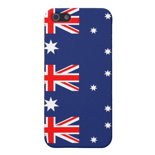 Flag of Australia Case For iPhone SE/5/5s