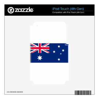 Flag_of_Australia_(converted) iPod Touch 4G Skins