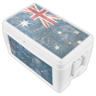 Flag of Australia Cooler