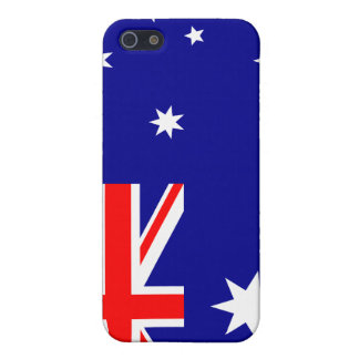 Flag Of Australia  Cover For iPhone SE/5/5s