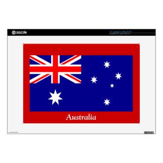 Flag of Australia Decals For Laptops
