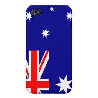 Flag of Australia iPhone 4/4S Cover