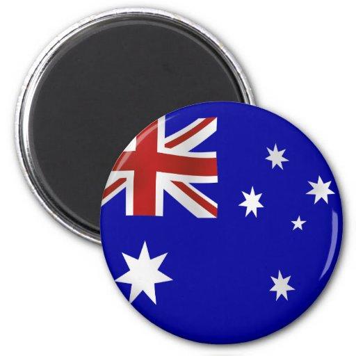 Flag of Australia Magnets
