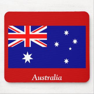 Flag of Australia Mouse Pad