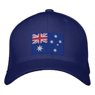Flag of Australia Personalized Baseball Cap