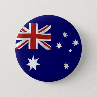 Flag of Australia Pinback Button