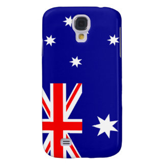 Flag of Australia Samsung Galaxy S4 Covers