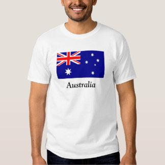 Flag of Australia Tshirts
