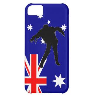Flag of Australia Zombie iPhone 5 Case