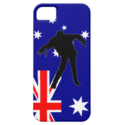 Flag of Australia Zomeibe iPhone 5 Case