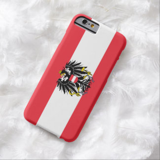 Flag of Austria / Austrian flag Barely There iPhone 6 Case
