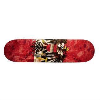 Flag of Austria Custom Skate Board