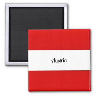 Flag of Austria Magnets