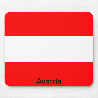 Flag of Austria Mouse Pad