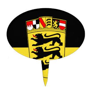 Flag_of_Baden Cake Topper