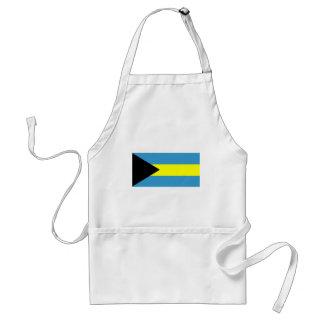 Flag of Bahamas Adult Apron
