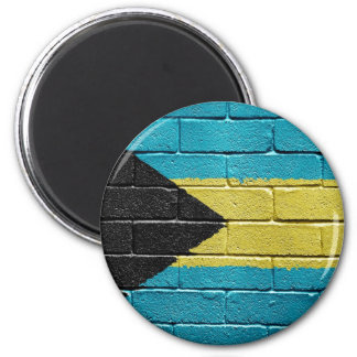 Flag of Bahamas Magnet