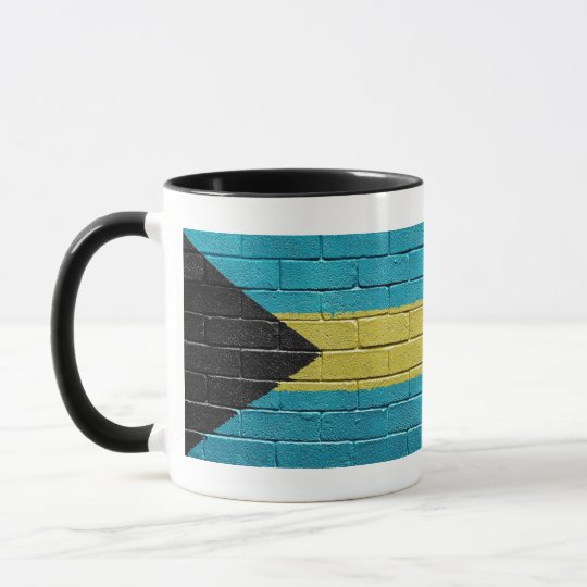 Flag of Bahamas Mug