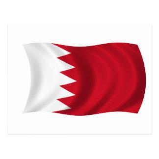 Flag of Bahrain Postcards