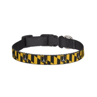 Flag of Baltimore, Maryland Pet Collar