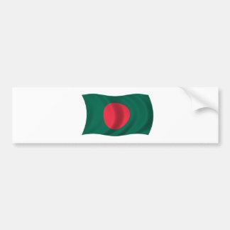 Flag of Bangladesh Bumper Sticker
