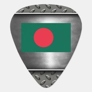 Flag of Bangladesh Guitar Pick