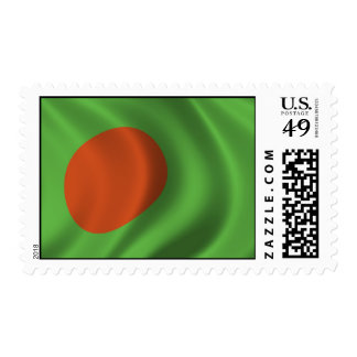 Flag of Bangladesh Postage
