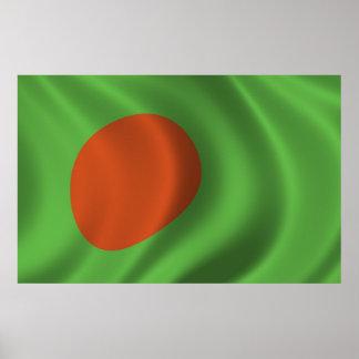 Flag of Bangladesh Poster