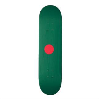 Flag of Bangladesh Skateboard Deck