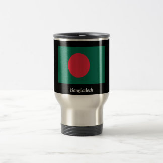 Flag of Bangladesh Travel Mug