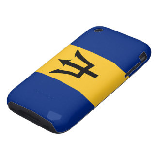 Flag of Barbados iPhone 3G/3GS Case-Mate Tough™ Tough iPhone 3 Covers