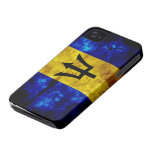 Flag of Barbados iPhone 4 Case