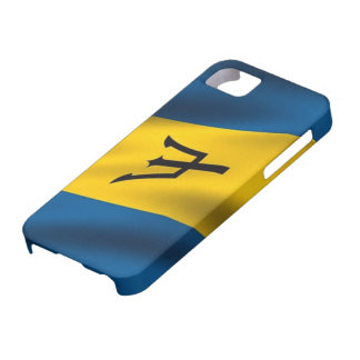 Flag of Barbados iPhone 5 Case
