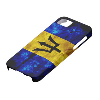 Flag of Barbados iPhone SE/5/5s Case
