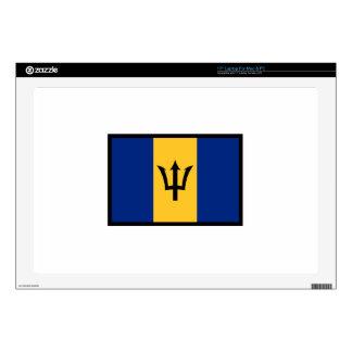 Flag Of Barbados Laptop Skins