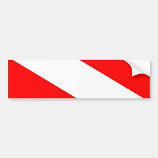 Flag of Barotseland Bumper Sticker