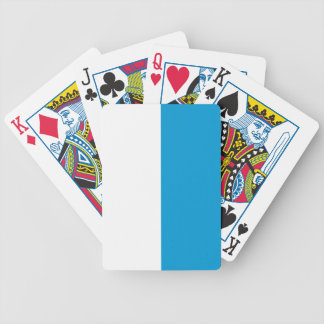 Flag of Bavaria Bicycle Playing Cards