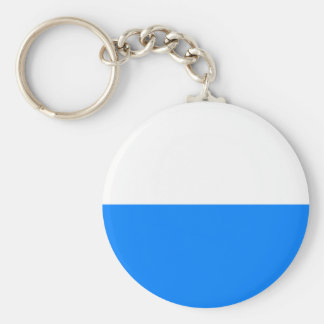 Flag of Bavaria Keychain