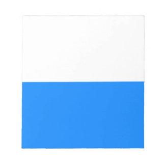 Flag of Bavaria Notepad