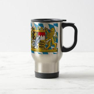 Flag OF Bavaria Travel Mug