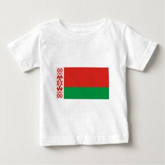 Flag of  Belarus Baby T-Shirt