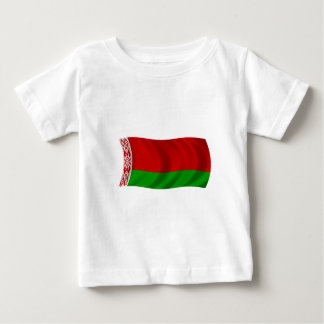 Flag of Belarus Baby T-Shirt