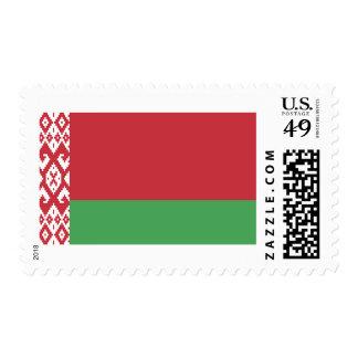 Flag of Belarus Postage Stamps