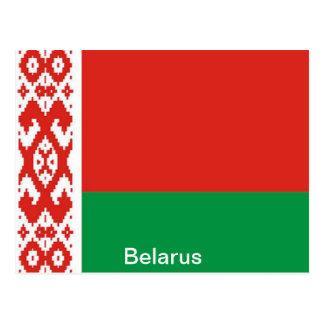 Flag of  Belarus Postcards