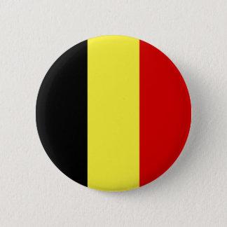 Flag of Belgium Button