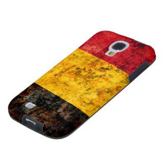 Flag of Belgium Galaxy S4 Case