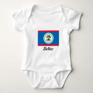 Flag of Belize Apparel Baby Bodysuit