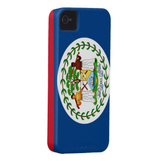 Flag of Belize Case-Mate ID™ iPhone 4/4S Case