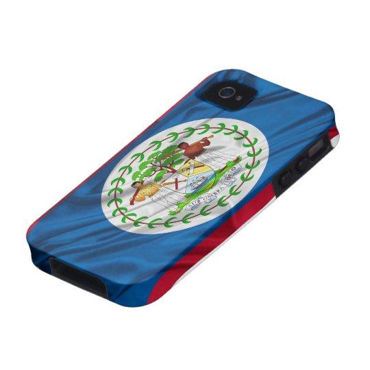 Flag of Belize iPhone 4 Case