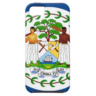 Flag of Belize iPhone SE/5/5s Case